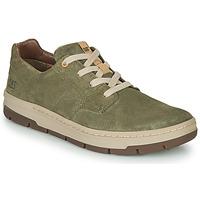 Topánky Muži Nízke tenisky Caterpillar RIALTO NUBUCK Zelená