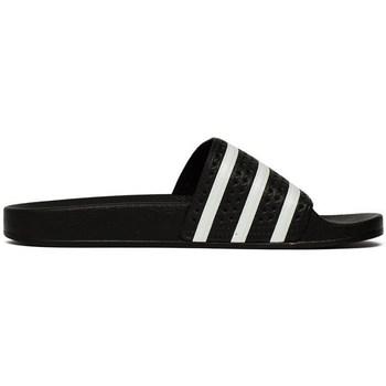 Topánky Muži športové šľapky adidas Originals Adilette Čierna