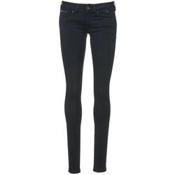 Oblečenie Ženy Džínsy Slim Tommy Jeans SOPHIE Modrá