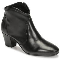 Topánky Ženy Čižmičky Betty London NORIANE Čierna