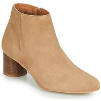 Topánky Ženy Čižmičky Betty London NILOVE Béžová