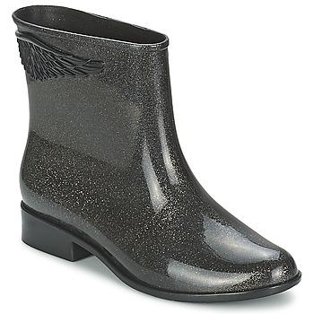 Topánky Ženy Polokozačky Mel GOJI BERRY II čierna / Trblietkavá