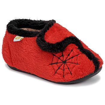 Topánky Dievčatá Papuče Citrouille et Compagnie NOLIROSSO Červená