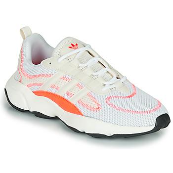 Topánky Deti Nízke tenisky adidas Originals HAIWEE W Biela