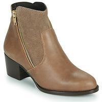 Topánky Ženy Čižmičky So Size FELICIO Ťavia hnedá