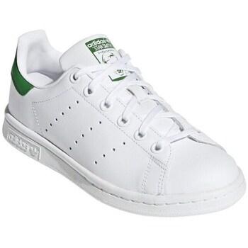 Topánky Nízke tenisky adidas Originals Stan Smith Junior Biela