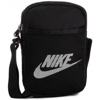 Tašky Muži Vrecúška a malé kabelky Nike Heritage S Smit Small Items Bag Čierna