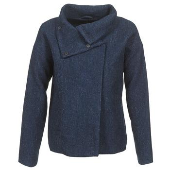Oblečenie Ženy Kabáty Vila VILLIE Námornícka modrá