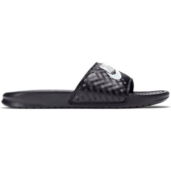 Topánky Ženy Žabky Nike Wmns Benassi Jdi Čierna