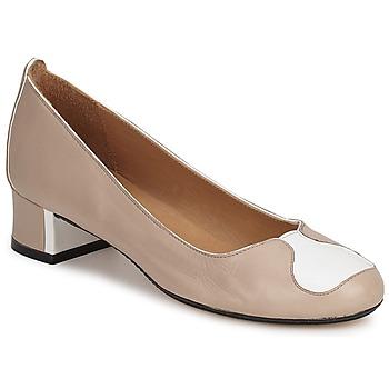 Topánky Ženy Lodičky Robert Clergerie SALSA Béžová-biela