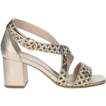 Topánky Ženy Sandále Paola Ferri D8128 Bronze