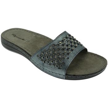 Topánky Ženy Šľapky Riposella RIP5793blu blu