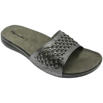 Topánky Ženy Šľapky Riposella RIP5793acc grigio