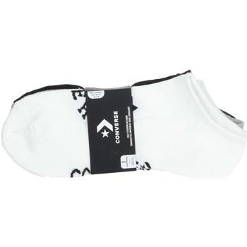 Doplnky Muži Ponožky Converse S7016284 Black/White