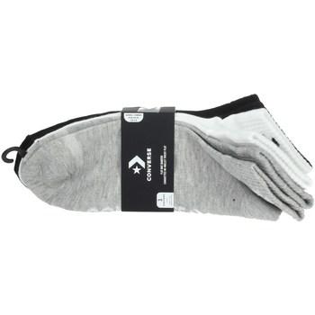 Doplnky Ženy Ponožky Converse S7014124 Black/White
