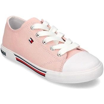 Topánky Dievčatá Nízke tenisky Tommy Hilfiger T3A4306050890302 Ružová