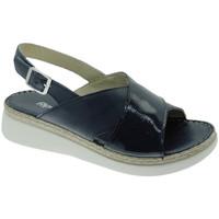 Topánky Ženy Sandále Riposella RIP16206bl blu