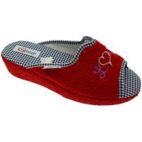 Topánky Ženy Papuče Cristina CRIS24ros rosso