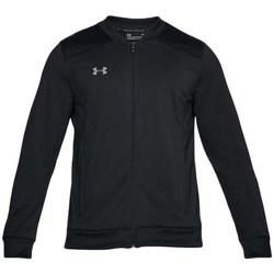 Oblečenie Muži Vrchné bundy Under Armour Challenger II Track Jacket Čierna