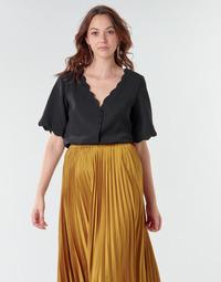 Oblečenie Ženy Blúzky Betty London NOISIE Čierna