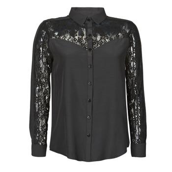 Oblečenie Ženy Košele a blúzky Moony Mood NEXXI Čierna