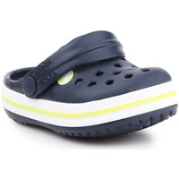 Topánky Deti Nazuvky Crocs Crocband Clog K 204537-42K navy