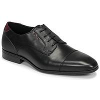 Topánky Muži Derbie Carlington NIMALE Čierna