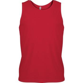 Oblečenie Muži Tielka a tričká bez rukávov Proact Débardeur  Sport rouge