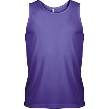 Oblečenie Muži Tielka a tričká bez rukávov Proact Débardeur  Sport violet