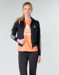 Oblečenie Ženy Vrchné bundy adidas Originals FIREBIRD TT Čierna