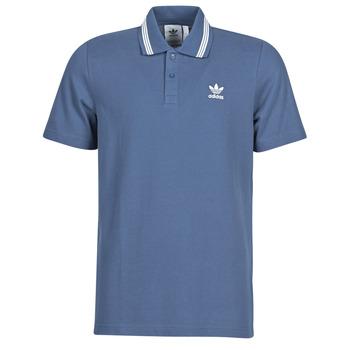 Oblečenie Muži Polokošele s krátkym rukávom adidas Originals PIQUE POLO Modrá