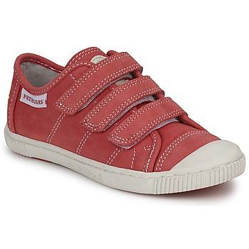 Topánky Deti Nízke tenisky Pataugas BISTRO červená