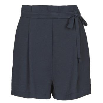 Oblečenie Ženy Šortky a bermudy Only ONLAMANDA Námornícka modrá