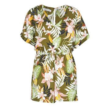Oblečenie Ženy Krátke šaty Only ONLLIZBETH Kaki
