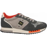 Topánky Muži Nízke tenisky Blauer QUEENS01 grey