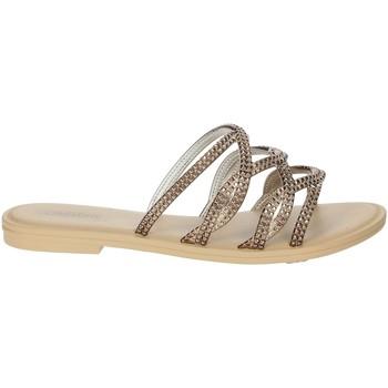 Topánky Ženy Šľapky Grendha 17629 Bronze