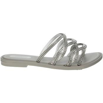 Topánky Ženy Šľapky Grendha 17629 Silver