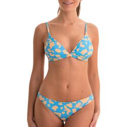 Oblečenie Ženy Plavky dvojdielne Back Bloom BB200 BLEU Modrá