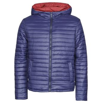 Oblečenie Muži Vyteplené bundy Yurban NEFFLE Námornícka modrá