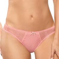 Spodná bielizeň Ženy Klasické nohavičky Gorteks MIAMI /F PINK Ružová