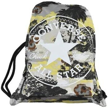 Tašky Ženy Ruksaky a batohy Converse Flash Gymsack Grafit,Biela,Žltá