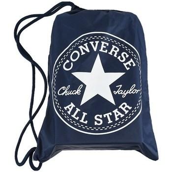 Tašky Ženy Ruksaky a batohy Converse Cinch Bag Biela,Tmavomodrá
