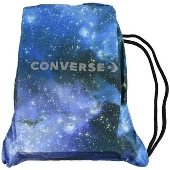 Tašky Ženy Ruksaky a batohy Converse Galaxy Cinch Bag Modrá