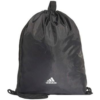 Tašky Ženy Ruksaky a batohy adidas Originals Soccer Street Gym Bag Čierna