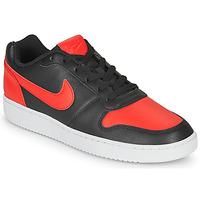 Topánky Muži Nízke tenisky Nike EBERNON LOW Čierna / Červená