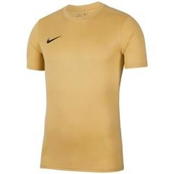 Oblečenie Muži Tričká s krátkym rukávom Nike Park Vii Béžová