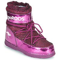 Topánky Ženy Snehule  Kangaroos K-MOON Fialová