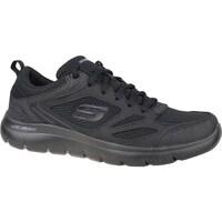 Topánky Muži Fitness Skechers Summitssouth Rim Čierna