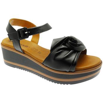 Topánky Ženy Sandále Susimoda SUSI29107ne nero