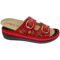 Topánky Ženy Šľapky Calzaturificio Loren LOB5021ro rosso